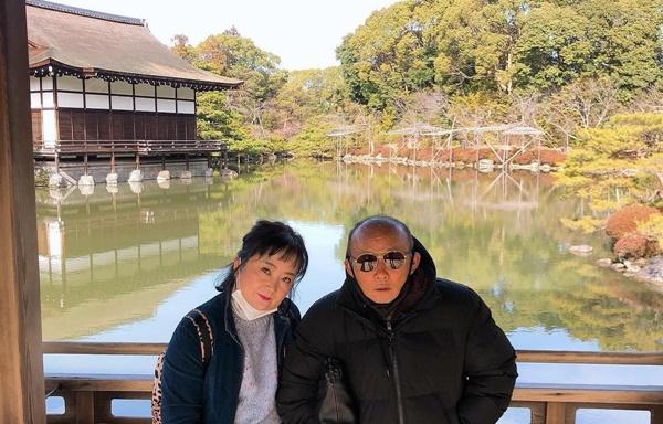 Hình ảnh HLV Park Hang-seo đón tết sum vầy cùng gia đình tại Nhật Bản-1