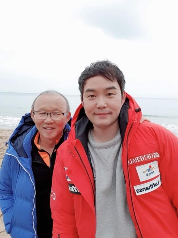 Hình ảnh HLV Park Hang-seo đón tết sum vầy cùng gia đình tại Nhật Bản-5