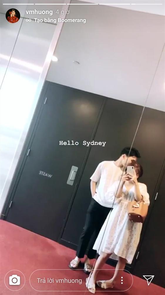 Văn Mai Hương cùng bạn trai xuất ngoại du hí sau ồn ào clip nóng-2