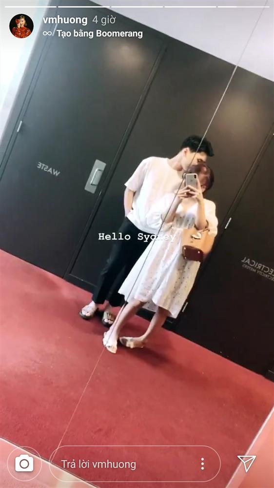 Văn Mai Hương cùng bạn trai xuất ngoại du hí sau ồn ào clip nóng-3