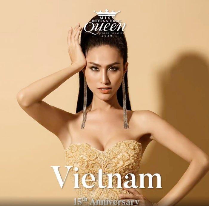 Hoa hậu Chuyển giới Quốc tế 2020 công bố dàn thí sinh chất lượng: Hoài Sa - Vicky Trần nổi bật-1