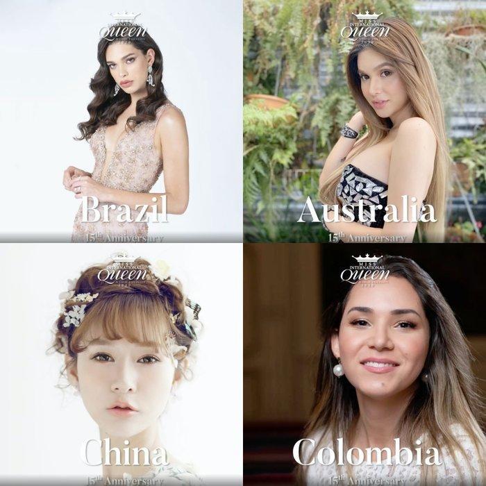 Hoa hậu Chuyển giới Quốc tế 2020 công bố dàn thí sinh chất lượng: Hoài Sa - Vicky Trần nổi bật-7
