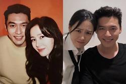 Ảnh selfie trông như người yêu thật của Son Ye Jin - Hyun Bin gây sốt Mùng 1 Tết!