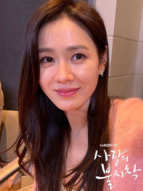 3 mẹo làm đẹp giúp Son Ye Jin có da mộc căng bóng-1