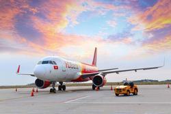 Cấp phép ngoại lệ 4 chuyến bay VietJet đến Vũ Hán