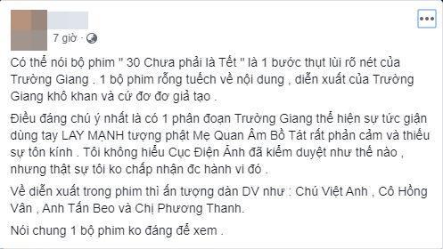 Đúng mùng 2 Tết, Nhã Phương bị đòi nợ 6 triệu đồng vì phim của Trường Giang quá dở-2