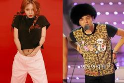 HyunA cố tình để lộ nội y, G-Dragon bị ném đá vì mặc áo phản cảm