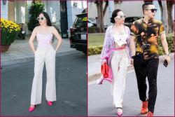 Có phải Phượng Chanel hoàn toàn biết mặc đẹp nhưng cố tình thích phối đồ xấu để bị chê?