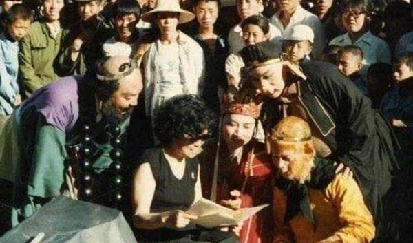 Những hình ảnh hậu trường đáng nhớ của Tây Du Ký 1986-6
