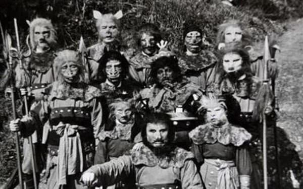 Những hình ảnh hậu trường đáng nhớ của Tây Du Ký 1986-11