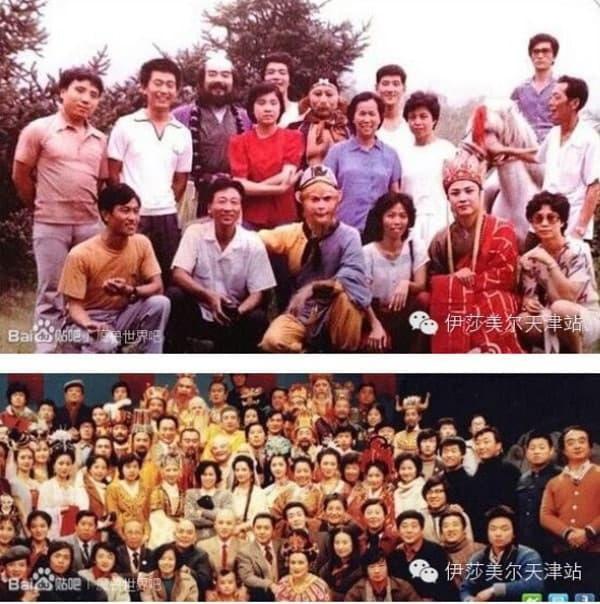 Những hình ảnh hậu trường đáng nhớ của Tây Du Ký 1986-13