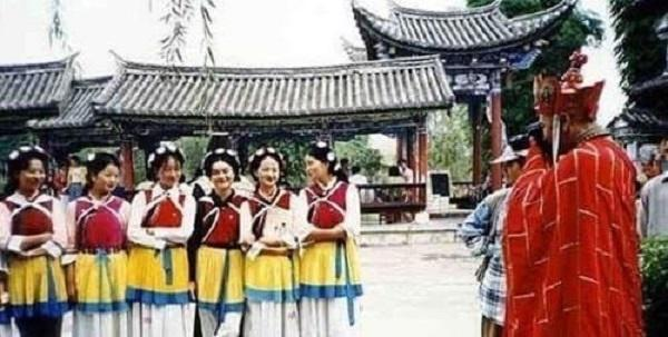 Những hình ảnh hậu trường đáng nhớ của Tây Du Ký 1986-8