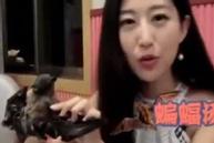 Háo hức thưởng thức súp dơi và hướng dẫn cách ăn, nữ blogger gây phẫn nộ khi dịch viêm phổi Vũ Hán bùng phát