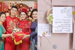 Quỳnh Anh tiết lộ Duy Mạnh từng kiên trì cả năm để 'lừa' mình, địa điểm tổ chức đám cưới cũng là nơi gặp gỡ lần đầu tiên