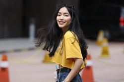 Châu Bùi: 'Chiều cao khiêm tốn như tôi mặc đẹp mới khó'