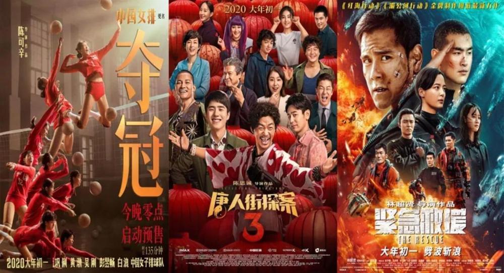 Virus corona thiêu trụi tỷ USD, phá hủy showbiz Trung Quốc-1