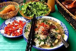 Công dụng của bún ốc - món ngon nhiều người ùn ùn đi tìm ăn sau Tết