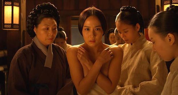 10 cảnh nóng trên màn ảnh Hàn Quốc hot nhất thập kỷ qua-9