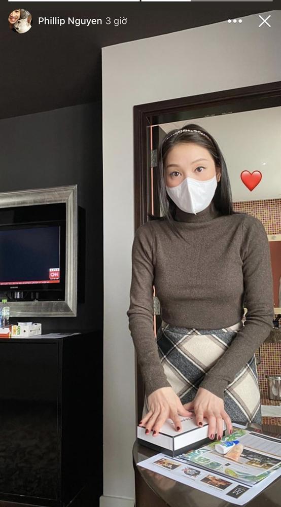 Sao Việt đeo khẩu trang khi du lịch đầu xuân vì sợ virus corona-5