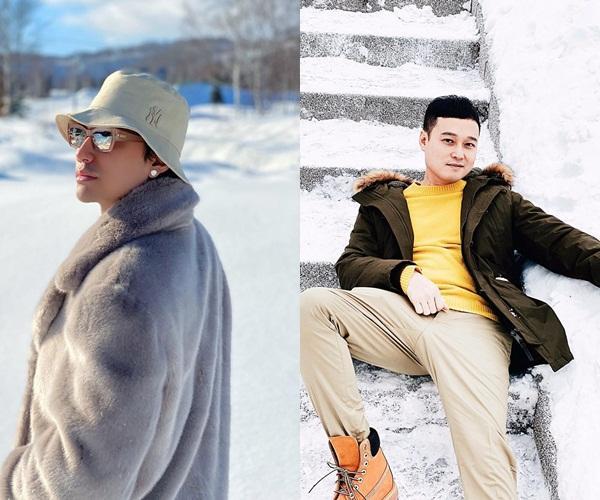 Quang Vinh - Lý Quí Khánh du lịch cùng địa điểm giữa nghi án yêu đương đồng tính-4