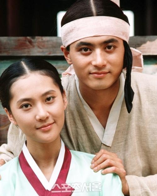 Nhan sắc thời trẻ của á hậu bị Jang Dong Gun phản bội-2