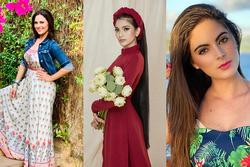 Bản tin Hoa hậu Hoàn vũ 28/1: Giai nhân Khmer nổi bật với tóc mây hiếm có khó tìm
