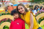 Hoa hậu Diễm Hương sơ hở để lộ thông tin ly hôn lần hai?