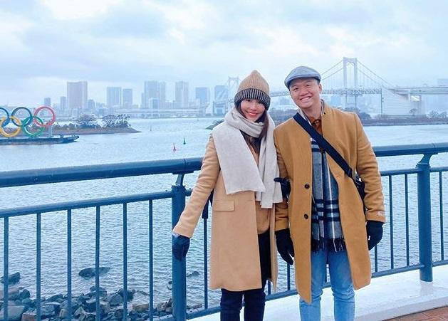 Diễm My 9X du lịch Nhật Bản cùng bạn trai-1