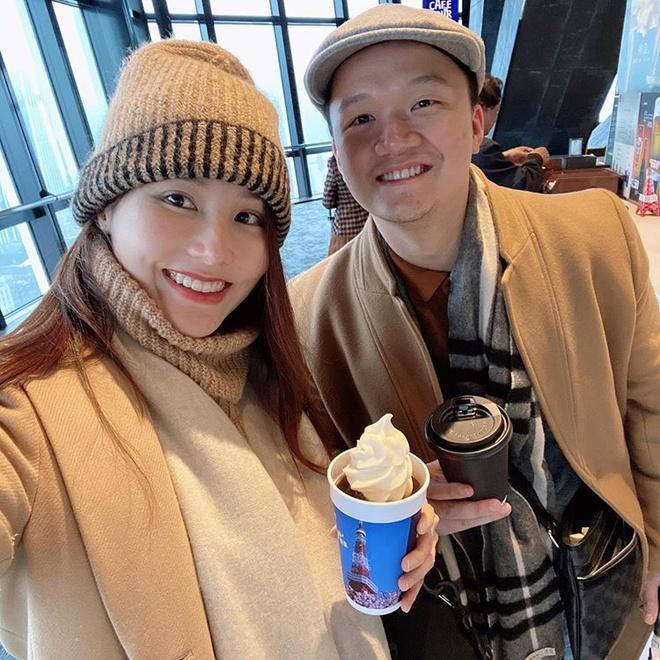 Diễm My 9X du lịch Nhật Bản cùng bạn trai-2