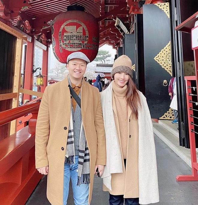 Diễm My 9X du lịch Nhật Bản cùng bạn trai-3