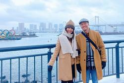 Diễm My 9X du lịch Nhật Bản cùng bạn trai