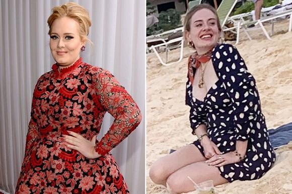 Adele hẹn hò với Harry Styles, còn lộ ảnh đi du lịch cùng nhau, chàng là động lực giảm cân cho nàng?-2