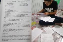 Lần đầu tiên ra mắt, cô nàng 'kêu cứu' vì em trai người yêu mời vào tận phòng để… giải đề học sinh giỏi