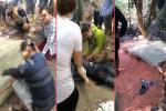 Vụ nổ súng tại sới bạc ở Sài Gòn: Lộ clip ghi lại hình ảnh kẻ làm 5 người thương vong vác súng AK rời khỏi hiện trường-5