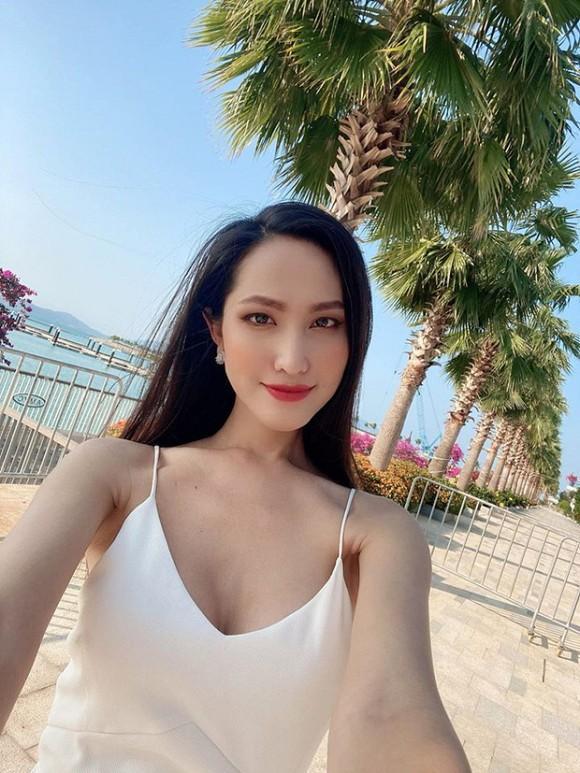 Hoài Sa được fan quốc tế ủng hộ nồng nhiệt khi được đăng ảnh lên trang chủ của Hoa hậu Chuyển giới Quốc tế 2020-3