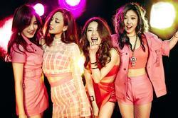 Những nhóm nhạc gợi cảm nhất Kpop