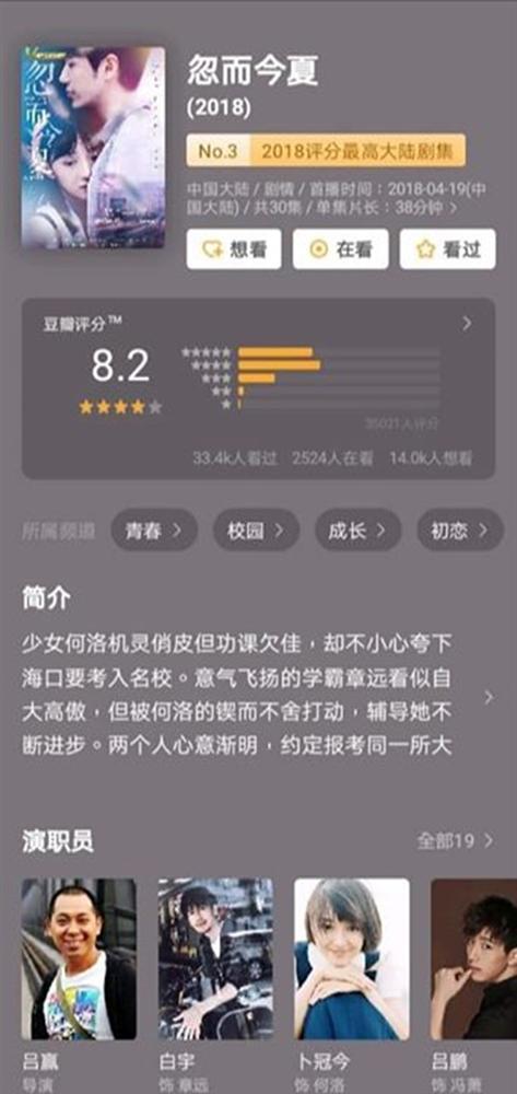 Những bộ thanh xuân có điểm douban cao ngất giúp mọt phim Hoa Ngữ lấy lại động lực đi học sau nghỉ Tết-10