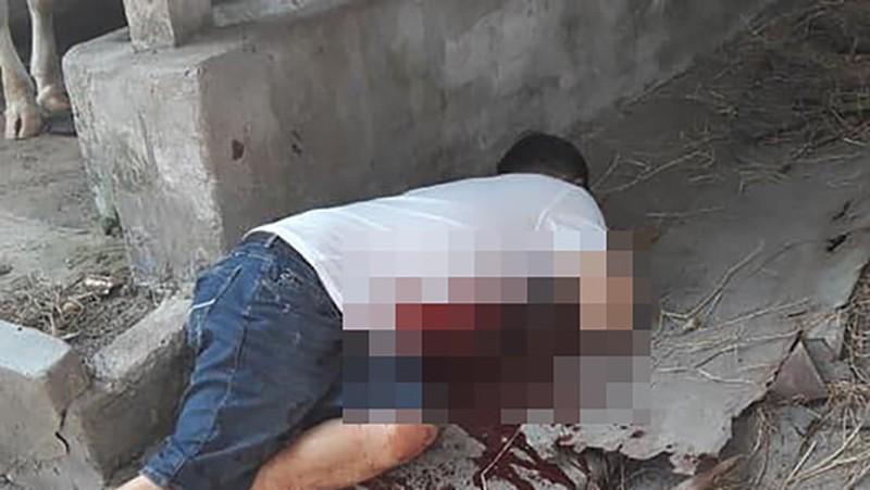 Ám ảnh hiện trường kinh hoàng vụ nổ súng ở sới bạc tại Sài Gòn làm 4 người chết, 1 người bị thương-7
