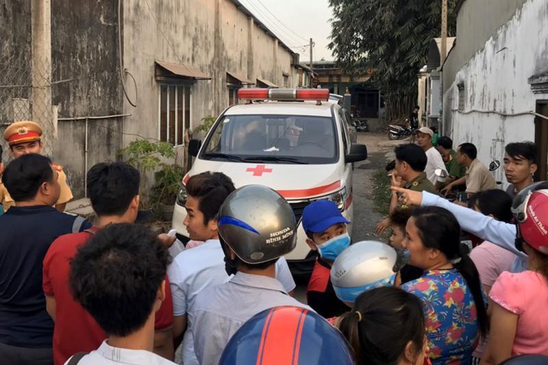Ám ảnh hiện trường kinh hoàng vụ nổ súng ở sới bạc tại Sài Gòn làm 4 người chết, 1 người bị thương-11