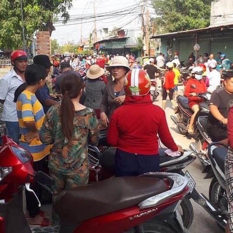 Ám ảnh hiện trường kinh hoàng vụ nổ súng ở sới bạc tại Sài Gòn làm 4 người chết, 1 người bị thương-10