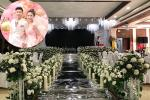 Hé lộ những hình ảnh đầu tiên trong đám cưới Văn Đức, chú rể rước dâu bằng xe tiền tỷ