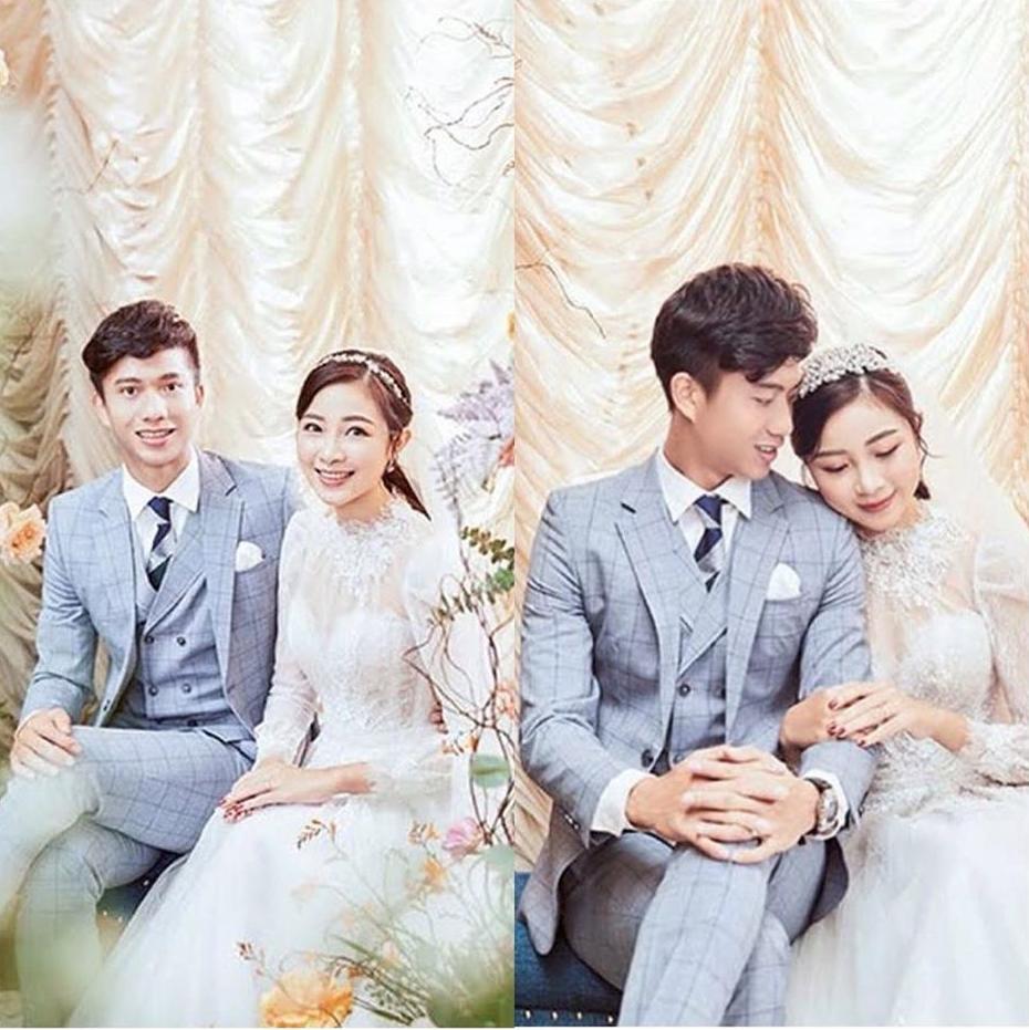 Phan Văn Đức đặt váy cưới trị giá tiền tỷ cho Nhật Linh nhưng lại khiến cô dâu khó khăn đi lại-6