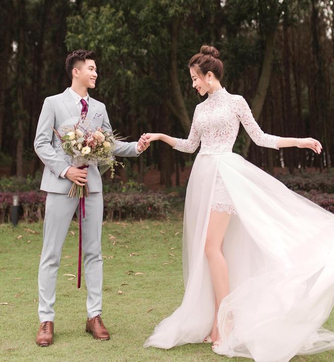 Hành trình 5 tháng từ hẹn hò tới kết hôn của Phan Văn Đức-5
