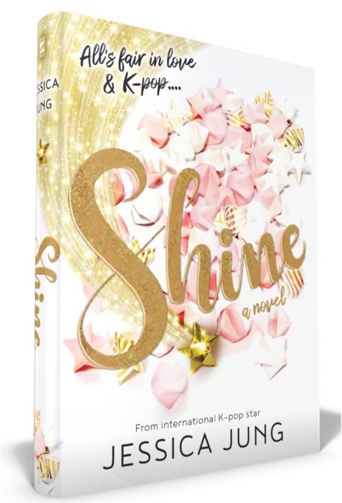 Tiểu thuyết của Jessica Jung: SM Entertainment, SNSD và loạt bí mật sẽ được tiết lộ?-2