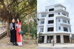 Xây nhà 5 tầng tặng bố mẹ, Hòa Minzy bị thắc mắc chuyện giàu có khi làm ca sĩ