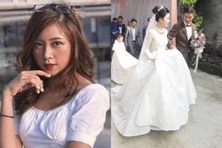 Đúng ngày theo Văn Đức về dinh, cô dâu Nhật Linh gây bất ngờ khi thông báo 'bị mọc sừng'