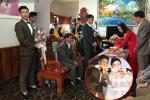 Phan Văn Đức cảm ơn và gọi vợ là idol sau lễ cưới-3