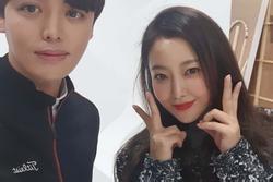 Kim Hee Sun khoe nhan sắc trẻ đẹp và vóc dáng miễn chê ở tuổi U50