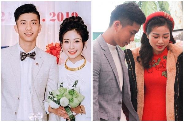 Vợ hot girl của Phan Văn Đức gây bất ngờ vì ảnh chụp sống ảo ngày cưới khác quá xa so với thực tế-5