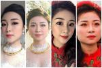 Vợ hot girl của Phan Văn Đức gây bất ngờ vì ảnh chụp sống ảo ngày cưới khác quá xa so với thực tế